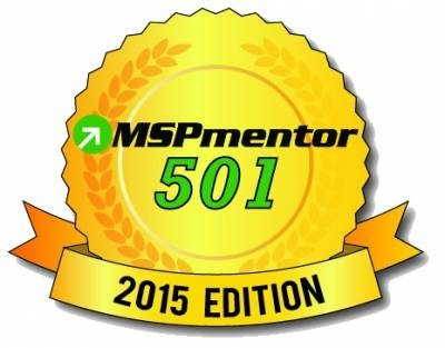 Swizznet Named to MSP Mentor Top 501 Managed Service Providers Globally