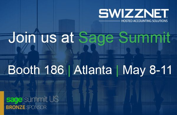 Visit Us at Booth 186 at Sage Summit | May 8-11 | Atlanta