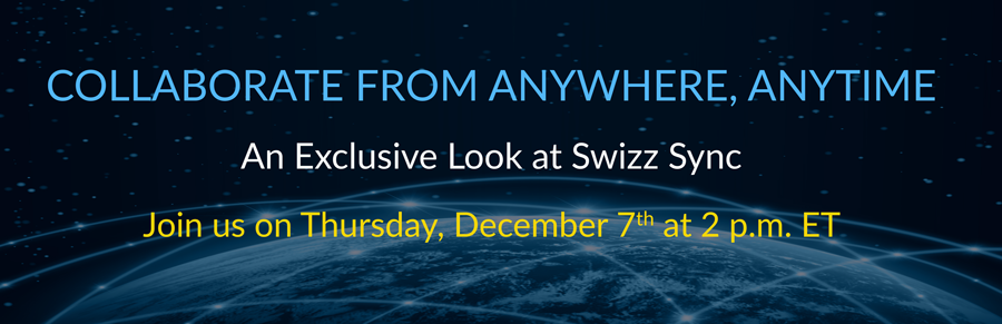 Exclusive look at Swizz Sync: Collaborate Anywhere, Anytime