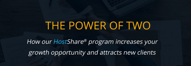 The Power of Two: How Swizznet's Hostshare Program Boosts Your Business