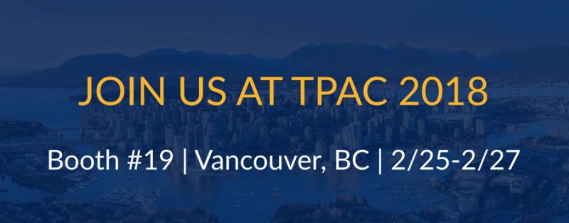 Join us at TPAC 2018